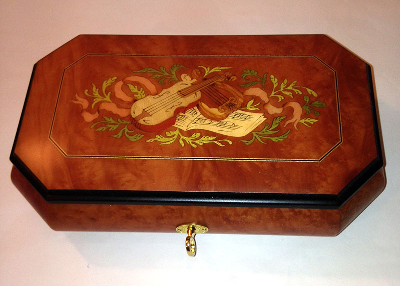Italian Inlaid Jewelry Boxes Rita Ford Music Boxes The Only